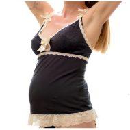 Aniélina: lingerie de grossesse sexy et écolo