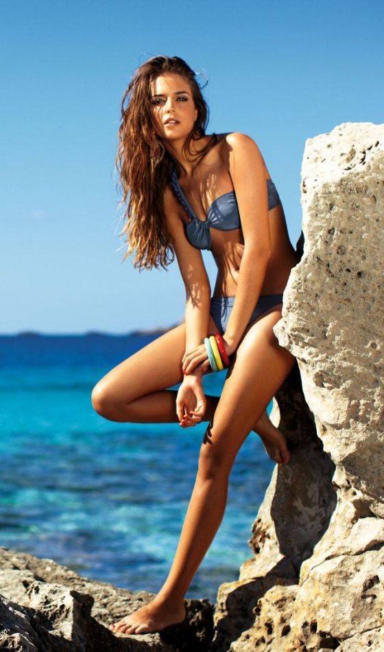 bikini Clara Alonso