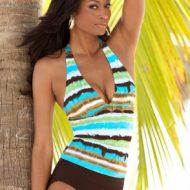 Bikini Danielle Evans