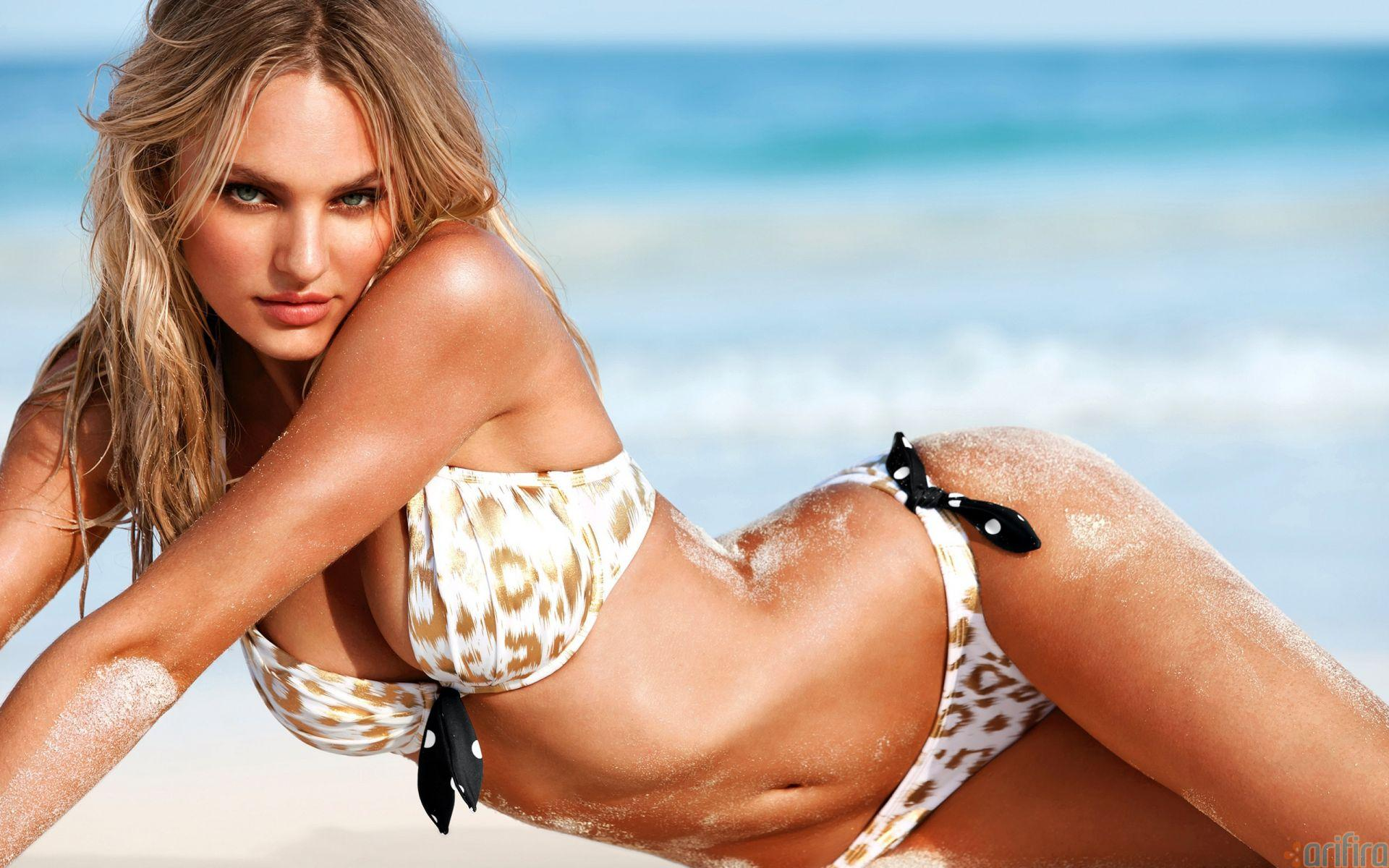 bikini Danita Angell