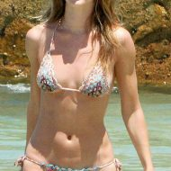 Bikini Rosie Huntington-Whiteley