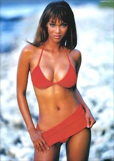 bikini Tyra Banks