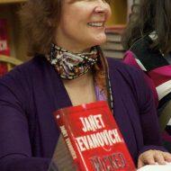 Janet Evanovich lingerie