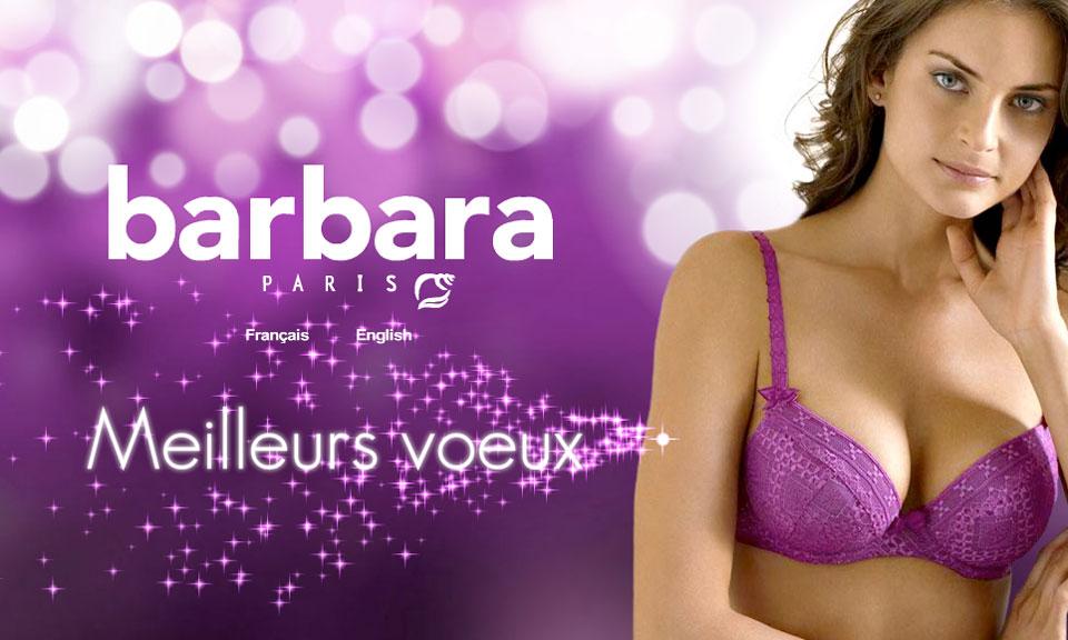 lingerie barbara