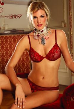 lingerie Daniela Urzi