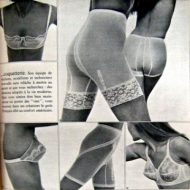 Lingerie dim 1968