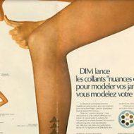Lingerie dim 1970