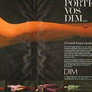 Lingerie dim 1971