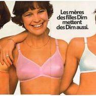 Lingerie dim 1977