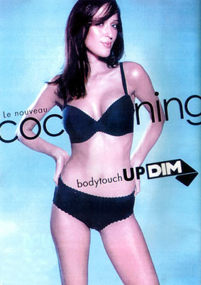 lingerie dim 2003