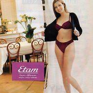 Lingerie Etam 1998
