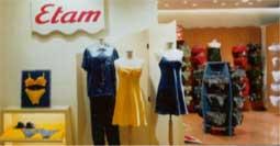 lingerie Etam 1999
