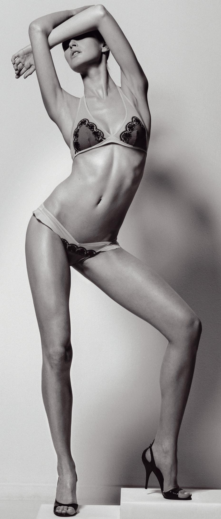 lingerie Etam 2004