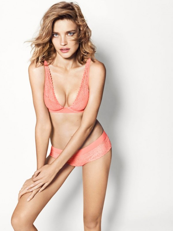 lingerie Etam 2014
