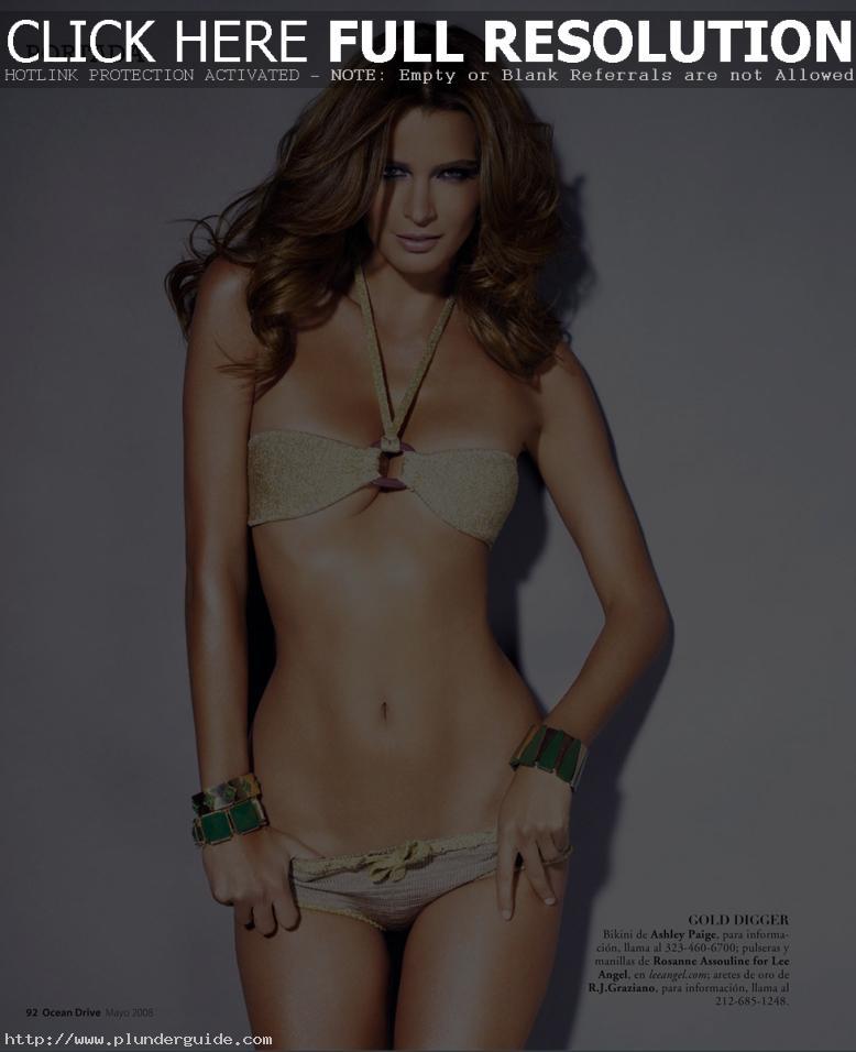 lingerie Fernanda Motta