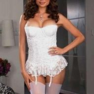 Lingerie mariage grande taille