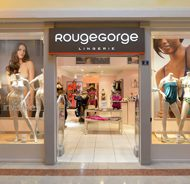 Lingerie rouge gorge