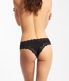 Tanga lingerie
