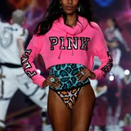 Victoria's secret Grace Mahary