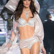 Victoria's secret Hilary Rhoda