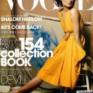 Victoria's secret Shalom Harlow