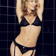 A minogue lingerie