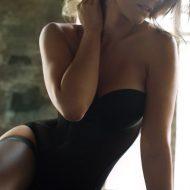 Abigail Spencer lingerie
