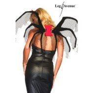 Ailes spider leg avenue noir ailes de fee