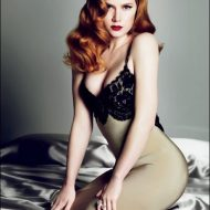 Amy Adams lingerie