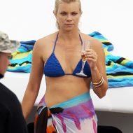 Amy Smart bikini