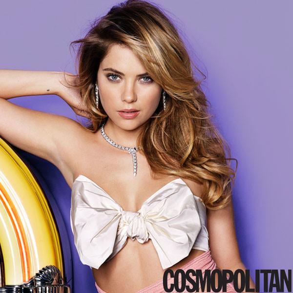 Ashley Benson lingerie
