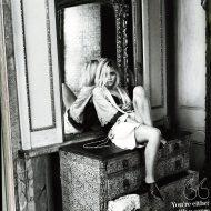 Ashley Olsen lingerie