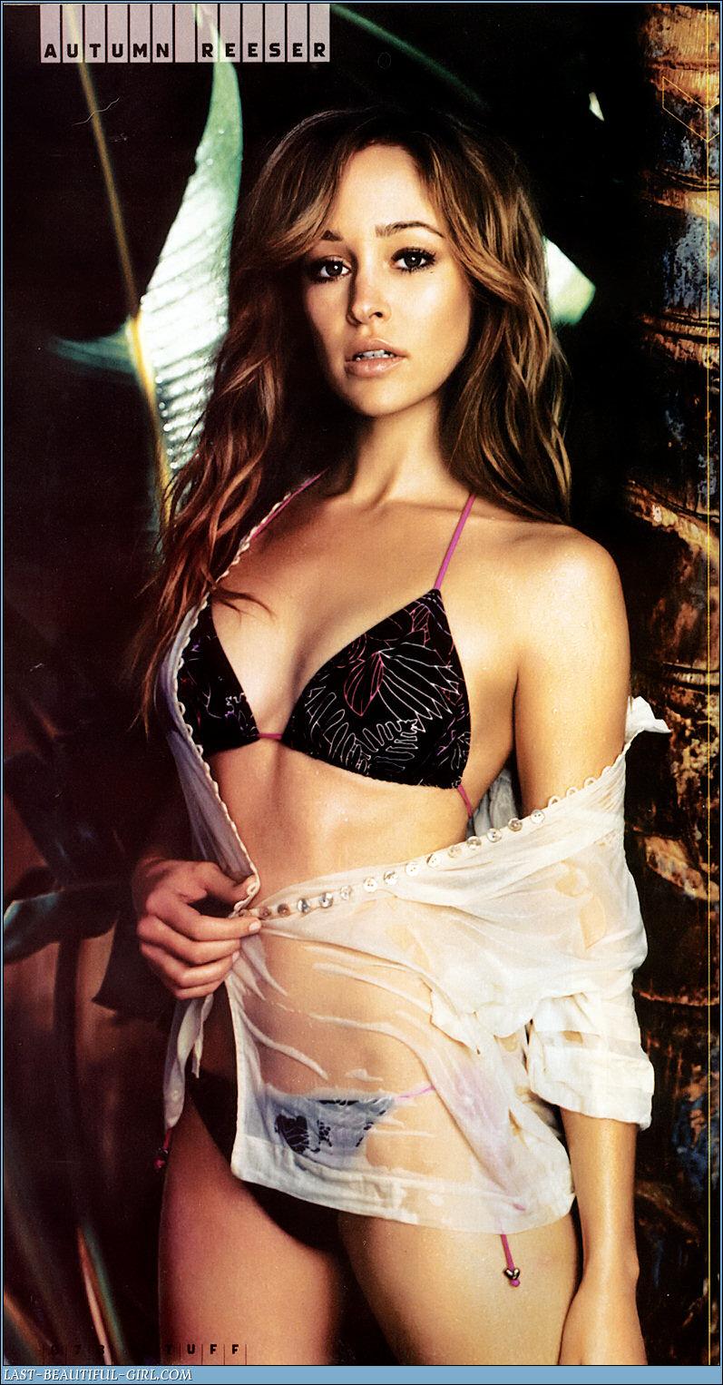 Autumn Reeser bikini