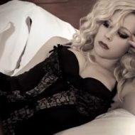 Avril Lavigne lingerie