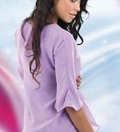 Babydoll violet velia