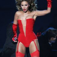 Beyonce Knowles lingerie