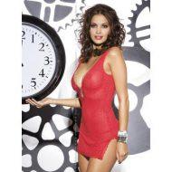 Blasco chemise obsessive rouge robes lingerie courtes