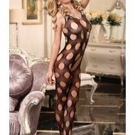 Bodystocking resille tatouage