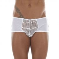Boxer homme avant filet