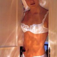 Brooke Shields lingerie