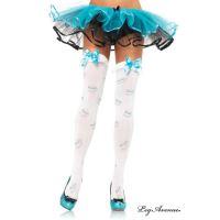 burlesque jupon reversible leg avenue noir bleu burlesque