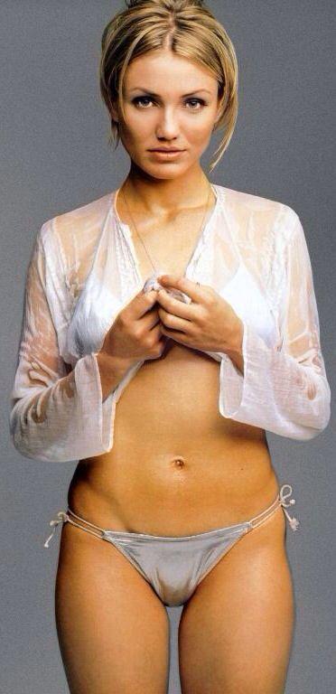 Cameron Diaz lingerie