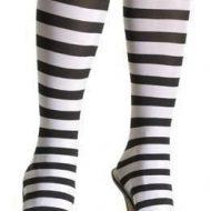 Chaussettes etoiles de l arc en ciel leg avenue e chaussettes fantaisie noir