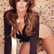 Cheryl Cole lingerie
