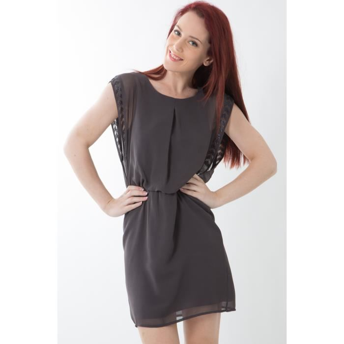 christelle robe sexy beauty night noir robes courtes