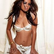Christina Milian lingerie