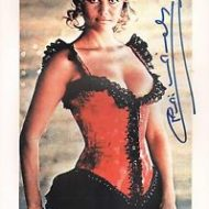 Claudia Cardinale lingerie