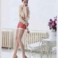 Coco Rocha lingerie
