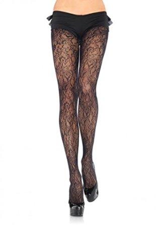 collant baroque leg avenue noir collants