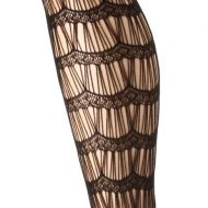Collant fils suspendus leg avenue noir collants